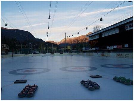 La Pista Siberia di Ascona