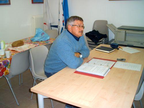 Il relatore Alessandro Fummi