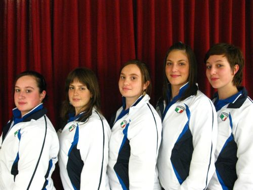 Team Italia Junior femminile