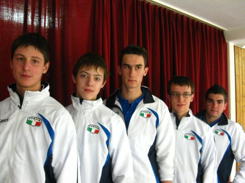 Team Italia Junior maschile